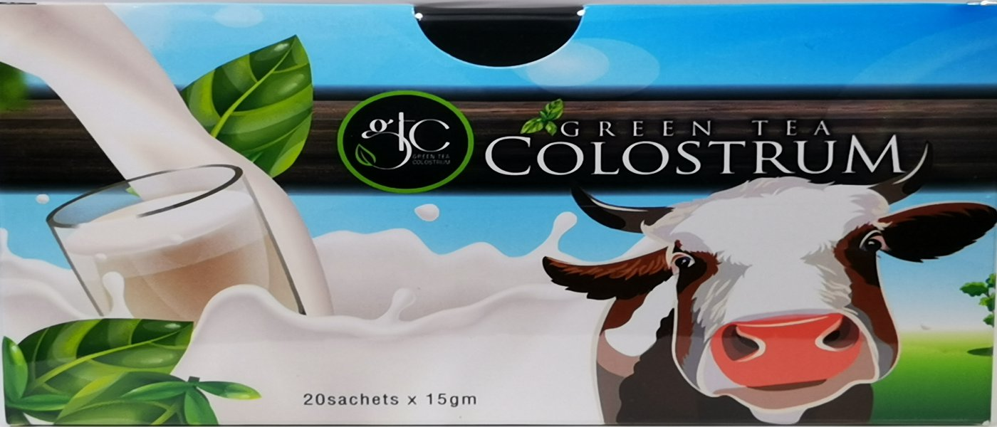 green tea colostrum